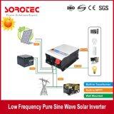 1 - inverseur de basse fréquence d'énergie solaire du hors fonction-Réseau 12kw, inverseur solaire de pompe pour le panneau solaire
