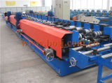 Rodillo de bandeja de cables perforado galvanizado flexible resistente al aire libre flexible que forma la máquina de la producción Irán