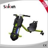 """brinquedo dos miúdos 100W que dobra o """"trotinette"""" de equilíbrio do retrocesso de 3 rodas (SZE100S-2)"""