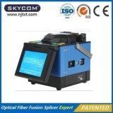 Schmelzverfahrens-Filmklebepresse für aus optischen Fasern mit Qualität T-108