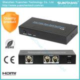 3G/HD/SD ai convertitori di Sdi divisore di 2 x di 1 Sdi