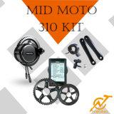 bicicleta eléctrica del MEDIADOS DE kit inestable del motor de la visualización de color de 48V 500W