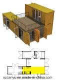 20FT/40FTの容器の家の/Foldableの容器によってはフラットパックの容器の家が家へ帰る