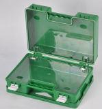 プラスチック救急箱の防水救急処置のケース中国製