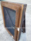 Woodwinのスクリーンが付いている主要な製品の高品質木そしてアルミニウムWindows