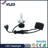 車のための高品質12V 24Vはまたは1つのヘッドランプの内腔LED自動車LEDのヘッドライトH4の球根のすべてをトラックで運ぶ
