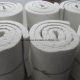 Isolamento de cobertura de fibra de cerâmica com agulhas