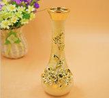 DIY europäische Form-keramische Blumen-Vasen-Ausgangsdekoration-kleine keramische Vasen