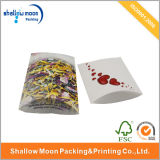 Contenitore di carta impaccante personalizzato di cuscino di carta di lusso (QYCI15201)