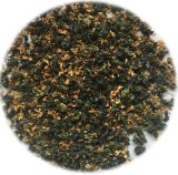 Osmanthus Oolong 차잎