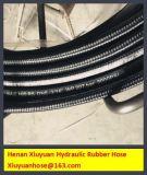 Pipe hydraulique d'embout de durites du boyau SAE100r5-16 à haute pression automatique