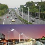 Bluesmart Schwan-Serie 15W-80W im Freien alle in einem Solar-LED-Straßenlaterne