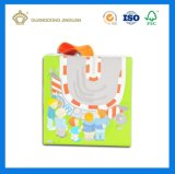 Caixas de empacotamento do papel rígido Foldable Matte magnético do fechamento (caixa de dobramento lisa)