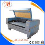 Taglierina approvata del laser dello SGS con il prezzo all'ingrosso (JM-1610T-CCD)