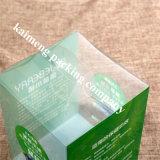 China modificó el invernadero impreso plástico del rectángulo para requisitos particulares del animal doméstico del conjunto