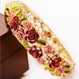 Form-schöne Blumen-Schmucksache-Armbänder für Frauen