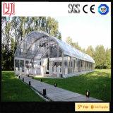 tenda trasparente impermeabile Uv-Resistente del tessuto del PVC di 30X30m per il partito di banchetto