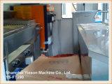 Ys-FT290 de Blauwe Aanhangwagen van de Catering van de Aanhangwagen van het Roomijs van 2.9m met het Systeem van de Rem