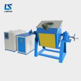 fornecedor de China da fornalha de derretimento da indução da freqüência 35kw média