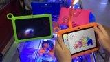 """7 """" colore Android dell'azzurro del PC del ridurre in pani dei bambini 4200mAh"""