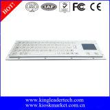 64 het vlakke Industriële Toetsenbord van Sleutels met Touchpad