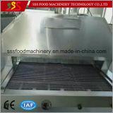Fabricante de la máquina de congelación de la fruta de los congeladores del congelador IQF de la corrosión por el frío del nitrógeno líquido del Ce
