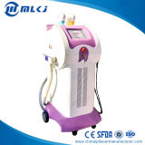 Multifunktions8 in 1 Elight+Shr+ND YAG+RF+Cavitation+Vacuum Gerät