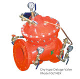 De Klep van de Stortvloed van de Brandbestrijding/de Klep van de Controle van het Alarm (GLYL45, GLYL01X. ZSFZ, ZSFG)