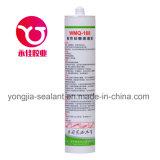 Precio de fábrica acético sellador de silicona (WMQ-168)