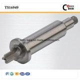 Вал шестерни точности CNC фабрики ISO подвергая механической обработке автоматический