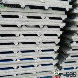 Farben-gewölbte Sandwichwand-Stahlpanels der Qualitäts-ENV
