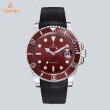La montre automatique élégante lumineuse superbe suisse d'acier inoxydable folâtre Watch72521