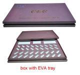 Подгоняйте роскошную косметическую коробку упаковки с коробкой масла вставки ЕВА
