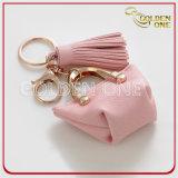 Las ventas calientes venden al por mayor el anillo dominante del cuero promocional del regalo