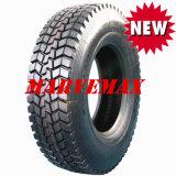 Neumático sin tubo 315/80r22.5 del carro de la mejor calidad de Superhawk