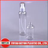 frasco plástico da loção do corpo do cilindro 250ml (ZY01-B115)