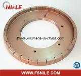 Абразивный диск диаманта полируя для керамического