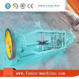 Arame farpado usado automático do melhor preço que faz a máquina para a venda