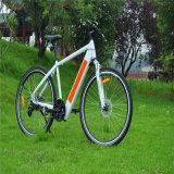 700c 36V 250W VTT Ebike vélo électrique avec batterie cachée