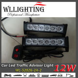 LED-warnender Stock-Richtungsstab 12W 12LED