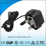 Kptec 5V 1A Wechselstrom-Adapter mit Cer BS-Bescheinigung