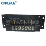 容易なOEMは6A 24VDCのデジタル太陽料金のコントローラをインストールする