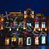 Het Licht van de Projector van de laser voor de Decoratie van de Vakantie van de Tuin van het Landschap
