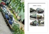 冷水タワーの靴の生産ライン