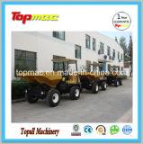 쓰레기꾼 화물 자동차 팁 주는 사람 덤프 트럭을 기울이는 SD30r Topall 60HP 시리즈 4X4 기계적인 작은 가벼운 의무 소형 화물
