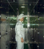 Factory SUS304 Air Shower pour salle blanche avec filtre HEPA