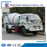 caminhão Bj5142gjb do misturador concreto de 6cbm Foton