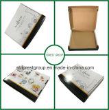 E caixas de papel de empacotamento corrugadas flauta com cor da impressão de Litho
