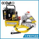 Llave de torsión hidráulica de acero de la aleación del precio de fábrica (FY-MXTA)