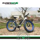 Bicyclette électrique de montagne d'alliage d'aluminium